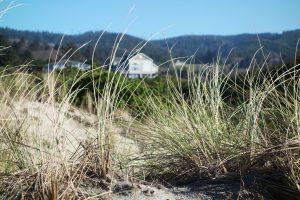 Beach front house for sale on Oregon Coast