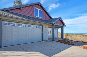 House on the Oregon Coast