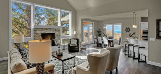 Ocean Front Home for Sale in Oregon