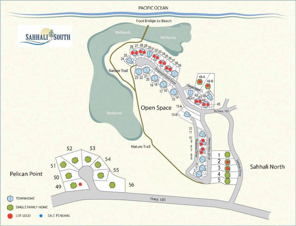 Sahhali Lot Map
